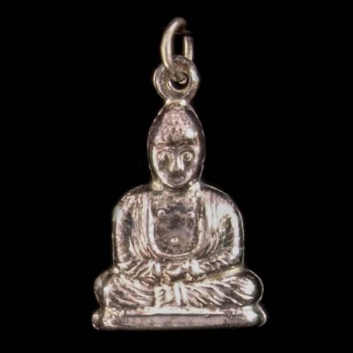 Hanger Boeddha Zilver
