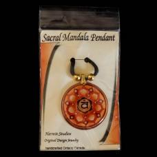 Hanger Sacraal Chakra Mandala