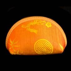 Oranje Aziatisch Portemonneetje Klein