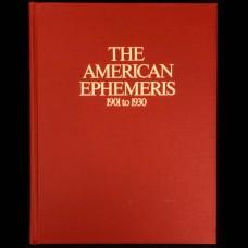 The American Ephemeris 1901 to 1930