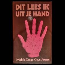 Dit Lees Ik Uit Je Hand