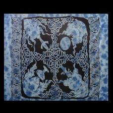 Kleed Tarot Magiërs 210 x 240 cm