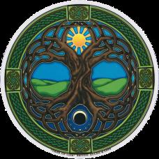 Raamsticker Levensboom