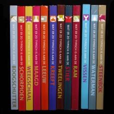 Wat Is Er Zo Typisch Aan De ... - Sterrenbeeldboekjes (per stuk)