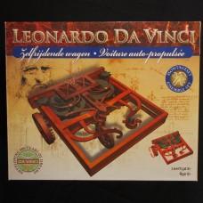Leonardo Da Vinci Zelfrijdende Wagen Montageset